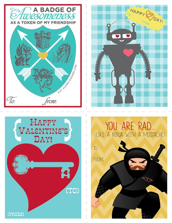 26 best free printable valentine's day cards images on pinterest, Ideas