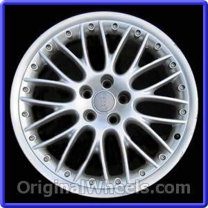 OEM 2009 Audi A5 Rims - Used Factory Wheels from OriginalWheels.com #Audi #AudiA5 #A5 #2009AudiA5 #09AudiA5 #2009 #2009Audi #2009A5 #AudiRims #A5Rims #OEM #Rims #Wheels #AudiWheels #AudiRims #A5Wheels #steelwheels #alloywheels