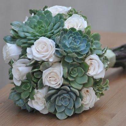Bouquet de Noiva com Suculentas (1)