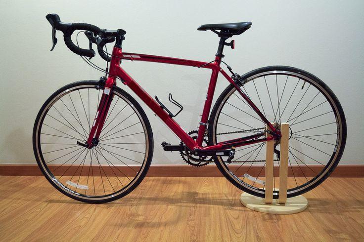 Support vélo avec un tabouret FROSTA