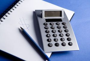 Suze Orman's monthly expense calculator - good layout of everything you don't remember you spend money on.