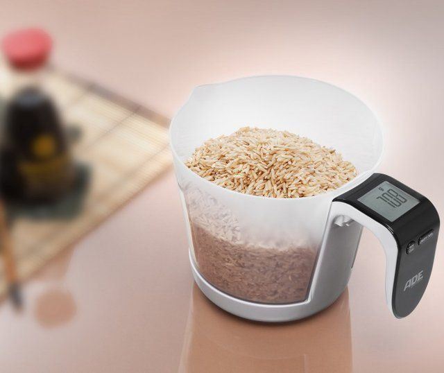Imaristarr's Faves: Digital Measuring Cup Scale by ADE - BUY HERE: http://www.luvocracy.com/imaristarr/recommendations/ade-digital-measuring-cup-scale