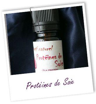 Fiche technique actif cosmétique Aroma-Zone : Protéines de Soie hydrolysées