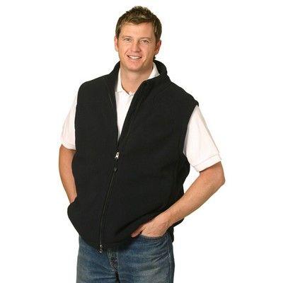 Men's Bonded Polar Fleece Embroidered Vest Min 25 - 350gsm Polar Fleece. http://www.promosxchange.com.au/men%C3%82%E2%80%99s-bonded-polar-fleece-embroidered-vest/p-11106.html