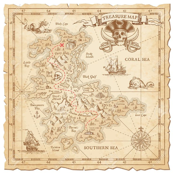 Pirate Treasure Map Rug: Best 25+ Treasure Maps Ideas On Pinterest