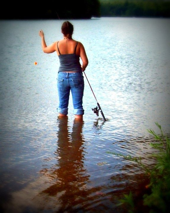 97 best images about reel girls fish on pinterest for Country girl fishing