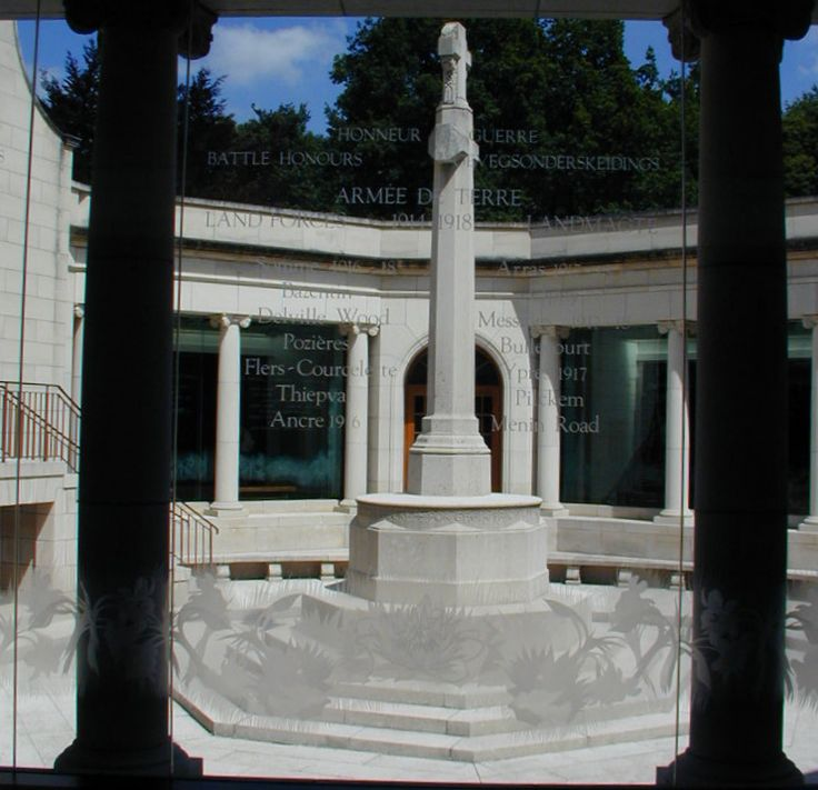 Delville Wood: The main inscriptions are in both English and Afrikaans