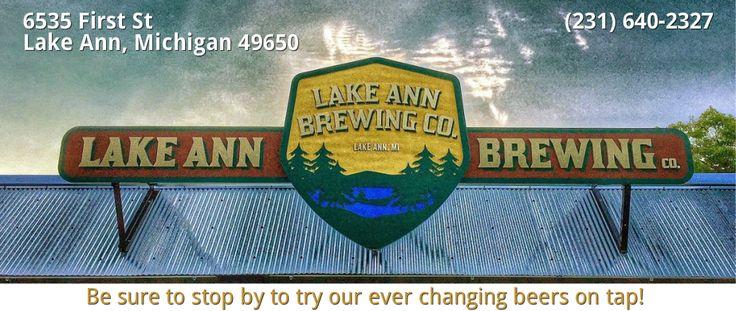 Lake Ann Brewing Co.l Lake Ann l Traverse City, Michigan