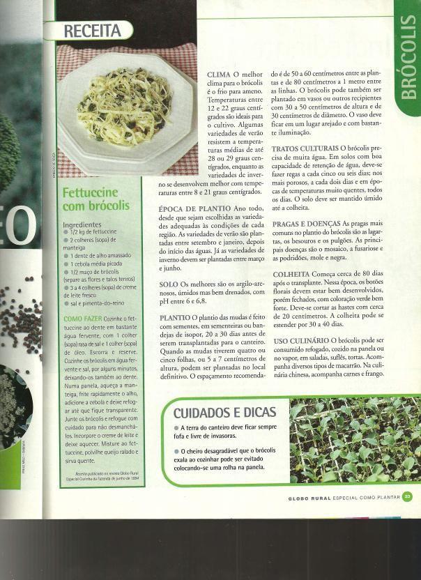 Arquivo Como Plantar - Parte 1.2.pdf enviado por luiz no curso de Biotecnologia. Sobre: Como Plantar - Parte 1.2