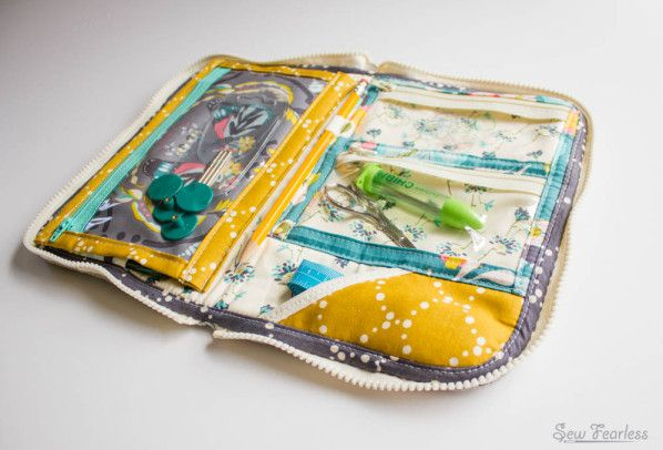 Interchangeable Knitting Needle Case Sewing Pattern : 1000+ ideas about Interchangeable Knitting Needles on Pinterest Knitting Ne...