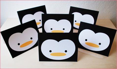 Plush Penguin Party Theme
