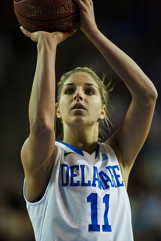 Elena Delle Donne - this girl has gaaaaame!!!