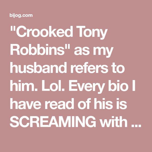 tony robbins breakthrough relationship quiz