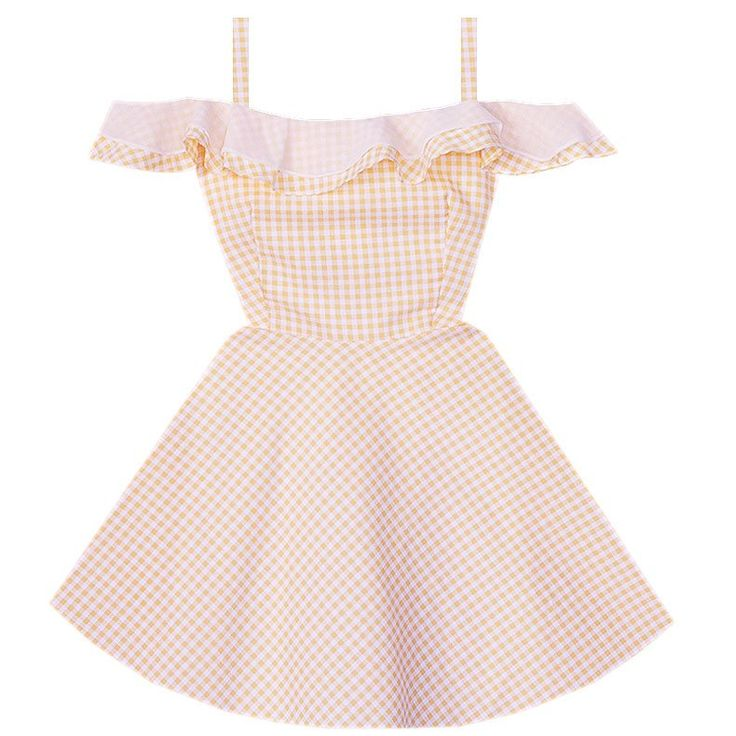 Sweet Sunshine Lolita Dress