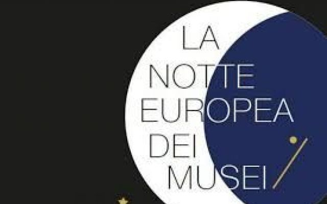 Il 21 magè la Notte Europea dei Musei Il 21 maggio si celebra la dodicesima edizione della notte europea dei musei che , per l'occasione, manterranno aperte le loro porte fino alla mezzanotte.  Se desiderate prendere parte a questa fest