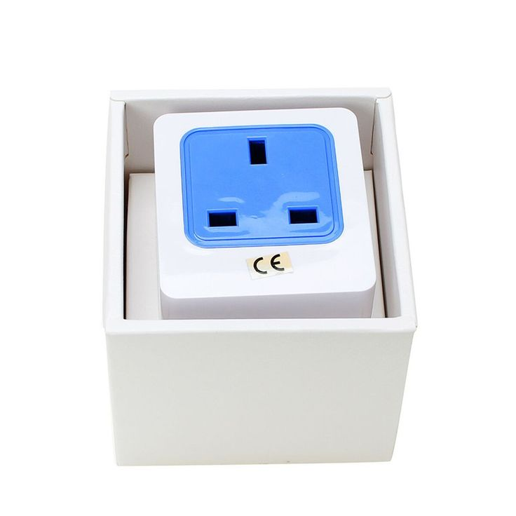 >> Click to Buy << 2G 3G 4G WiFi Wireless Control Smart Home Power AC90~265V Socket Switch Mobile Phone Blue Remote Control Repeater UK Plug #Affiliate