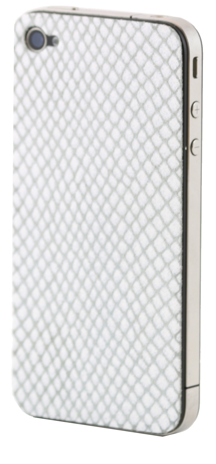 White Lizard iPhone skin by dbramante 1928, see more of our product range at http://www.dbramante1928.com