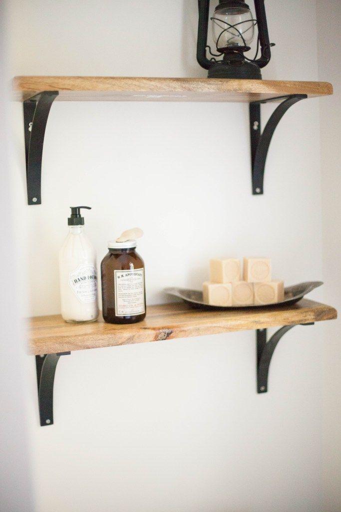 French Country Bathroom Details From World Market | Bathroom Decor Ideas |  #WorldMarketMA #ad