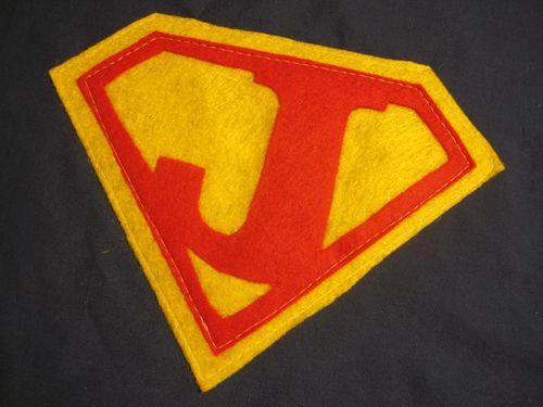 Super Hero Cape Tutorial
