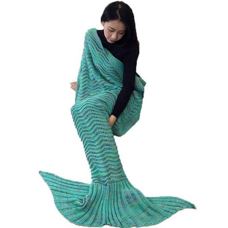 Mermaid Throws