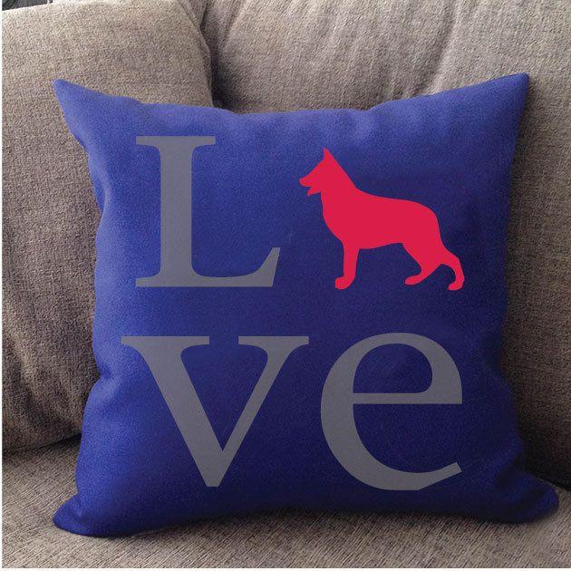 GSD Pillow