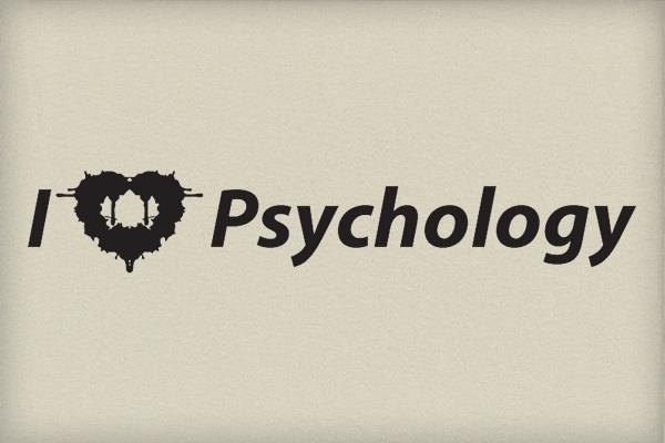 Psychology and Rorschach ink blot --- how cool!