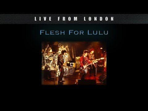 Flesh For Lulu - Roman Candle