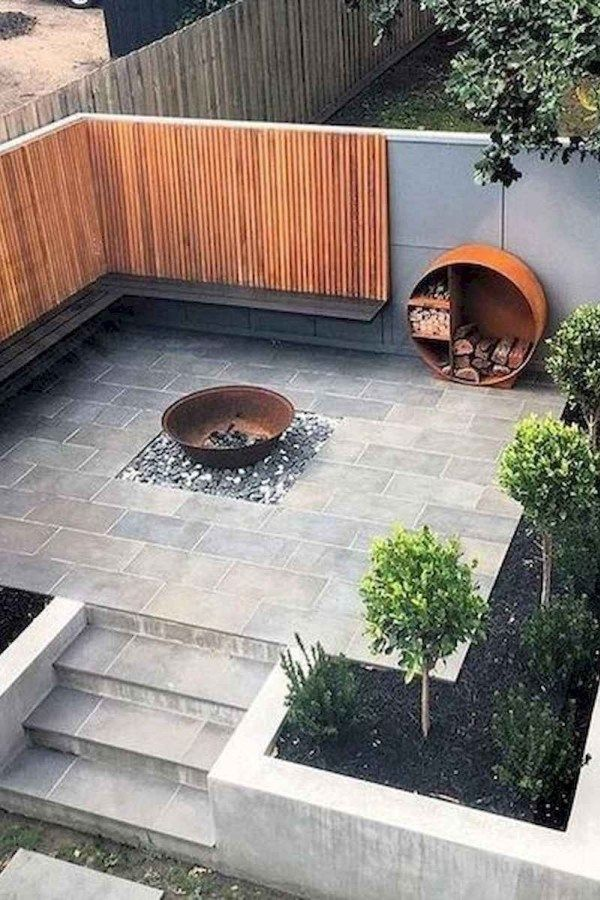 23 Awesome Built In Planter Ideas To Upgrade Your Outdoor Space 4