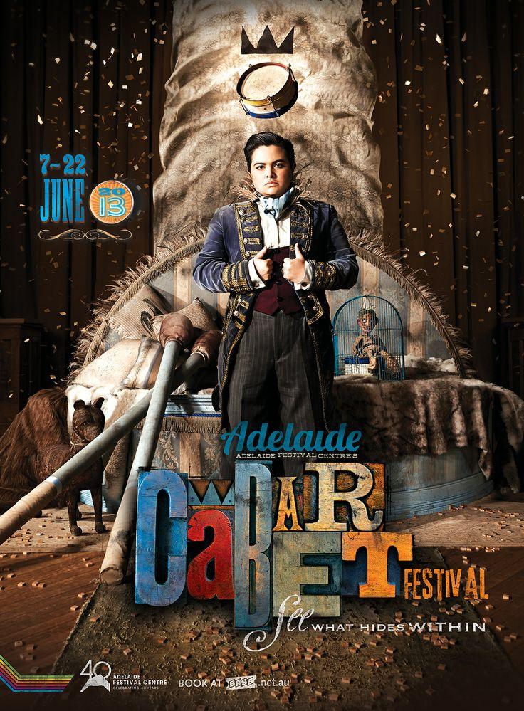 Adelaide Cabaret Festival 2013