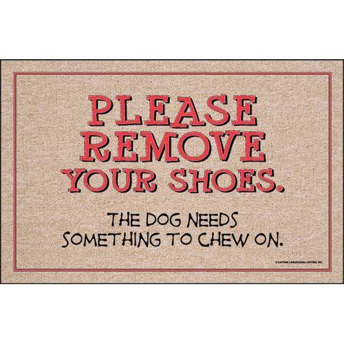 Dog Chewed Up Rug: Best 30 Door Mats I Want Images On Pinterest