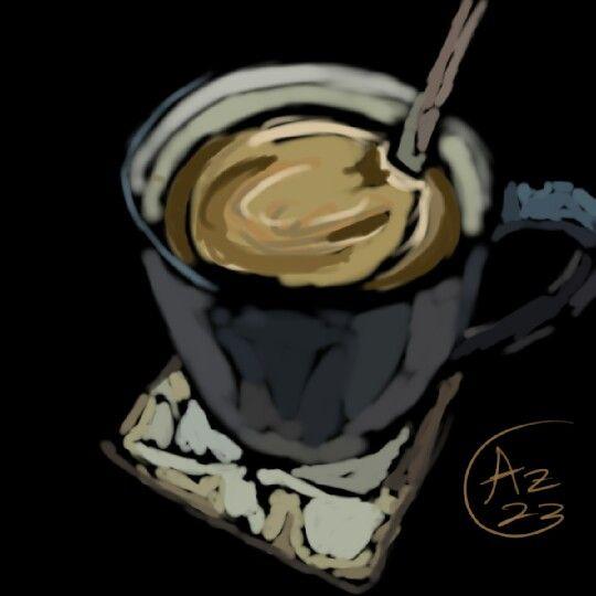 Yeah, its coffee