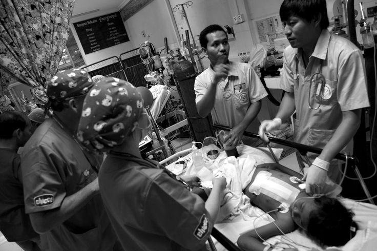 Angkor Hospital For Chidren