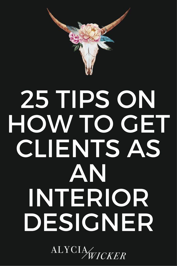 736 Best Interior Design Business Tips Images On Pinterest