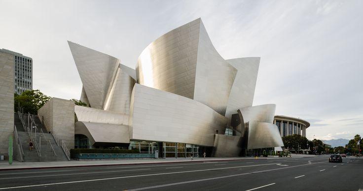 Resultado de imagem para walt disney concert hall imagens