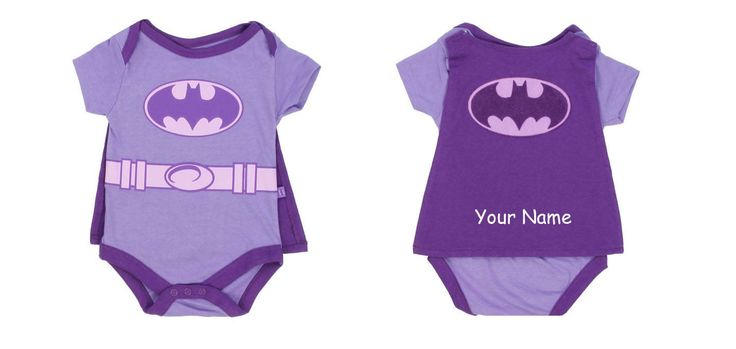 We are excited to share the latest addition to our Knextion Etsy shop: Personalized Purple Batgirl Onesie for Baby Girl! Perfect for baby showers or Halloween! #babygirl #onesie #personalized #batgirl #batman #superhero #purple #girlpower #toocute #babyshower