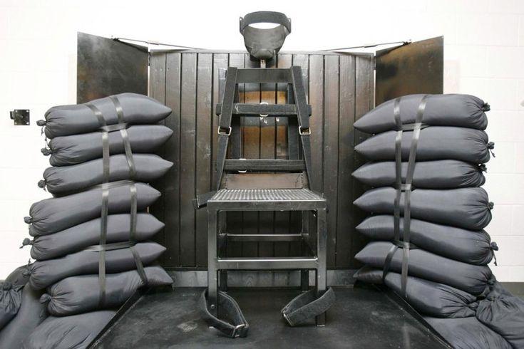 Peine de mort: chaise électrique, chambre à gaz ou peloton d'exécution?