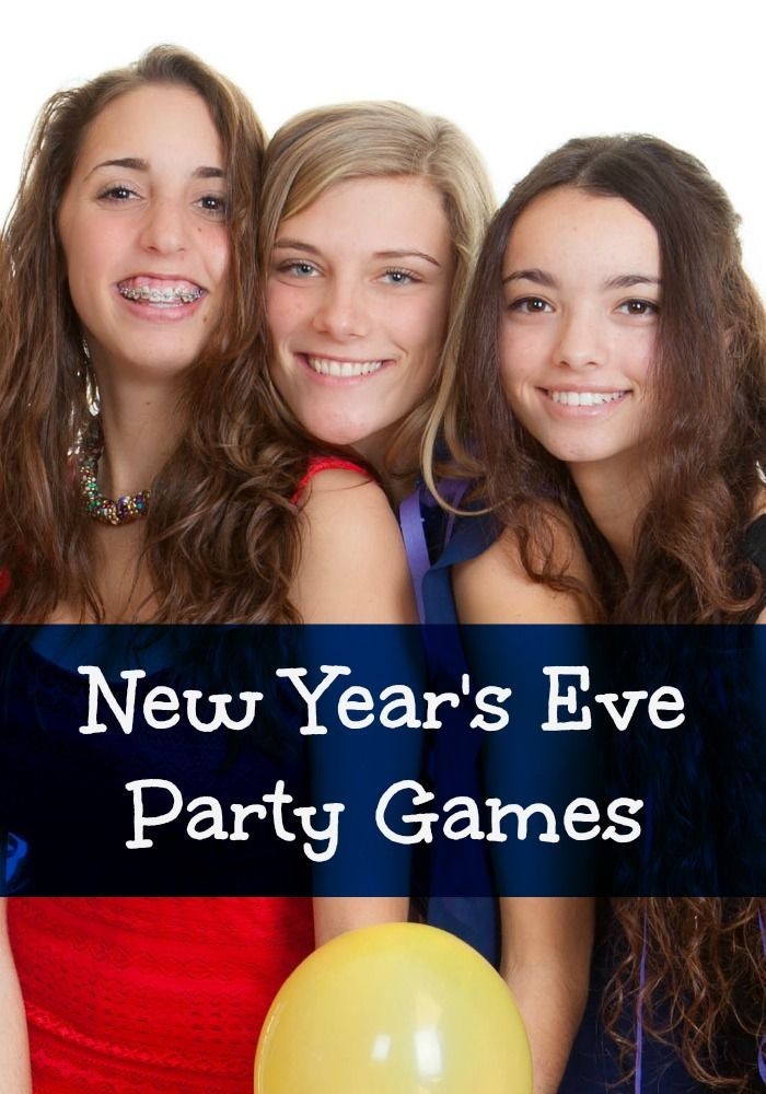 New Year's Eve party games can make or break your party! Check out our faves right here.