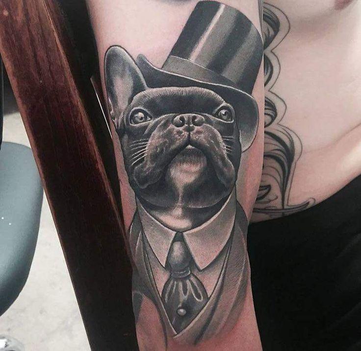 219 best french bulldog tattoo images on pinterest french bulldog rh pinterest com french bulldog tattoo outline french bulldog tattoo finger