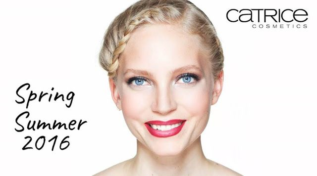 Leah's beauty : CATRICE LOOKBOOK SPRING/SUMMER 2016
