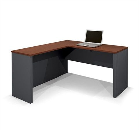 Prestige Collection Corner Desk With Optional Lateral File