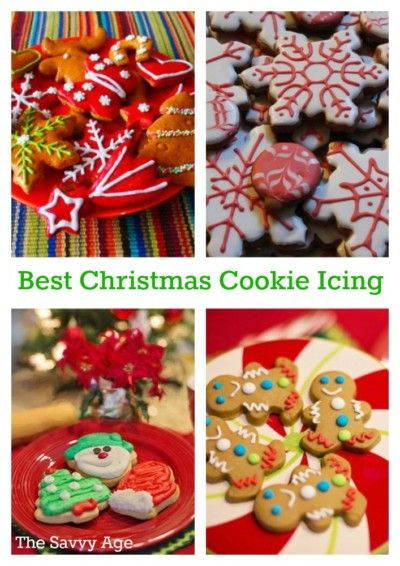 Favorite Christmas Cookie Icing! Flood or paint your cookies withthis fabulous cookie icing recipe.