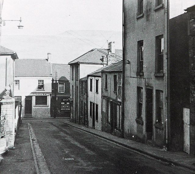 Ebbw Vale High Street Briery Hill 1949 | Flickr - Photo Sharing!