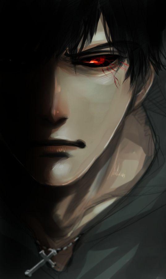 ただ..... ||| Ghoul!Amon ||| Tokyo Ghoul: Re Fan Art by アラン on Pixiv