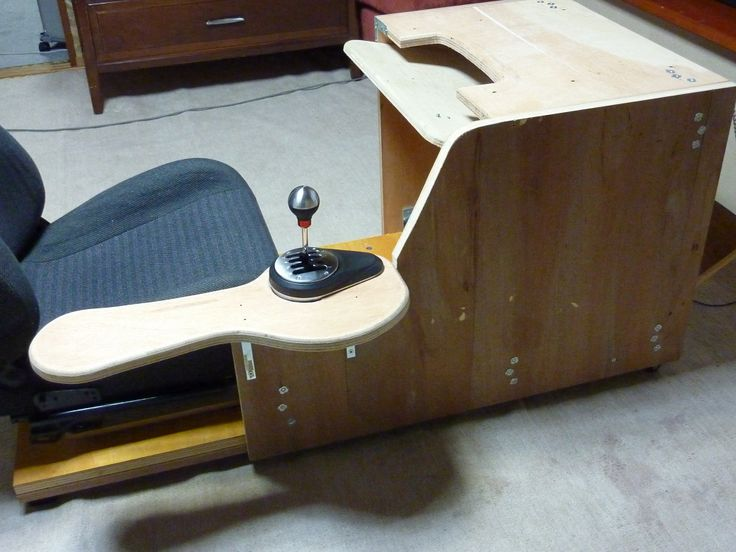DIY Seat Game