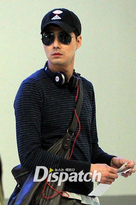 jo in sung | POP Spot] Jo In-sung's Airport Runway!