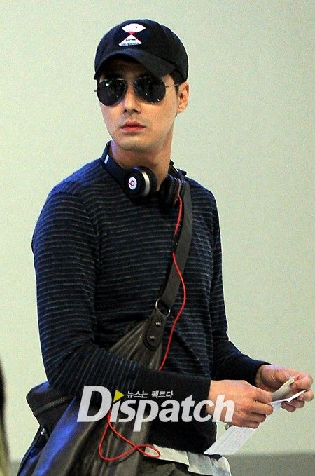 jo in sung | POP Spot] Jo In-sung's Airport Runway!