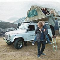 Win our Fat Face Land Rover Defender and #loveWINter Click: http://lovewinter.fatface.com/agatapokutycka