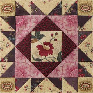 252 best Civil War Reproduction Quilts images on Pinterest | Civil ... : civil war quilt blocks - Adamdwight.com