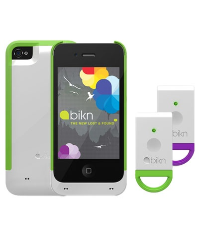 bikn tracking device iphone 5