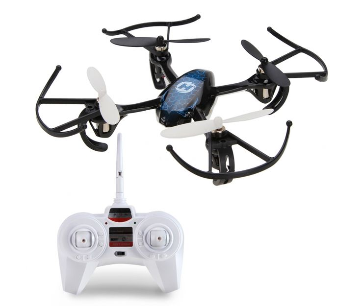 Holy Stone HS170 Predator Mini RC Helicopter Drone 24Ghz 6 Axis Gyro 4 Channels